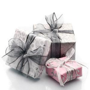 Presentförpackningar